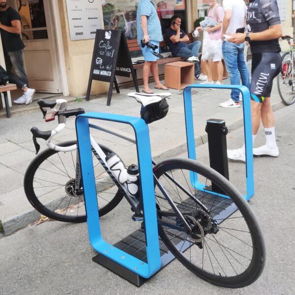 Anlehnbügel Fahrradständer
